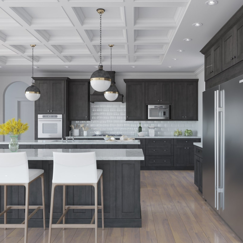 Best Gray Kitchen Cabinets Selection You Will Love 2020 400 x 300