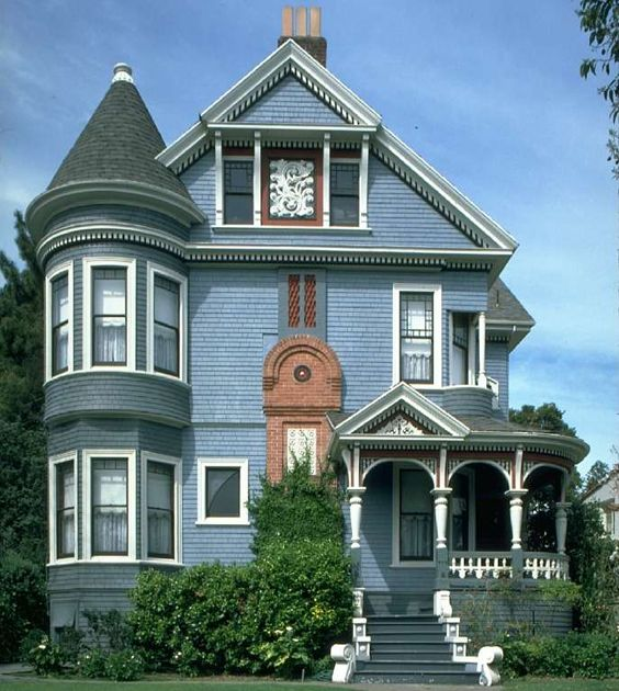 Jacoby Victorian House  Alameda, CA