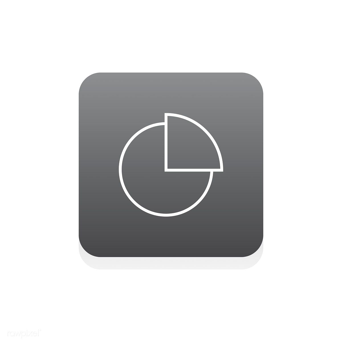 Vector Of Data Analysis Graph Icon Free Image By Rawpixel Com