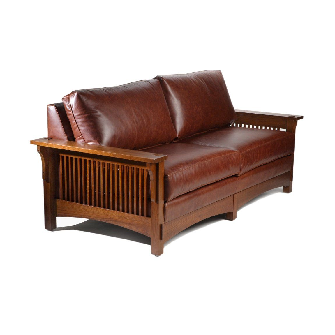 Brilliant Arts Crafts 9602 Mission Loveseat Atg Stores 2337 Free Uwap Interior Chair Design Uwaporg
