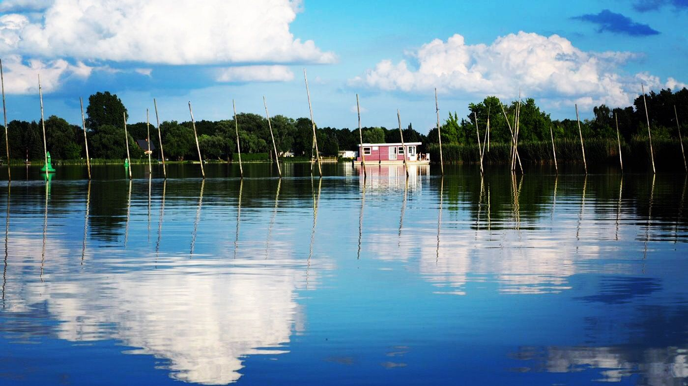 bunboland #Brandenburg #BunBo #Havel #Urlaub #Hausboot