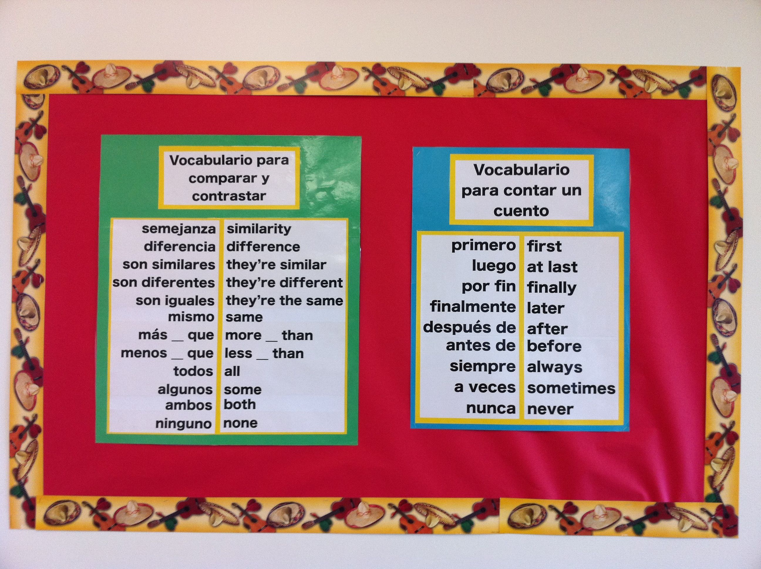 Gather All Kinds Of Different Worksheets In Spanish Logic