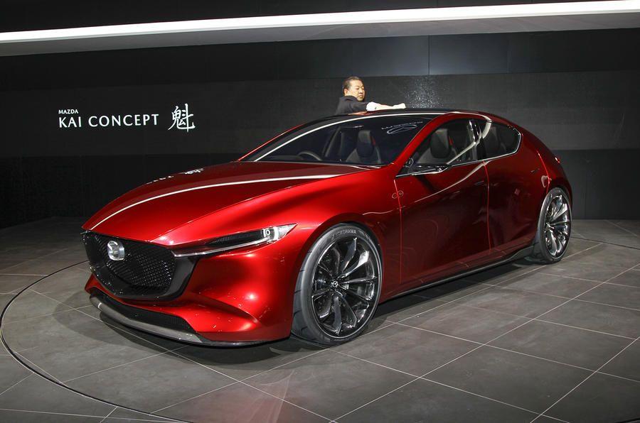 Resultado De Imagem Para Sites De Car Concept Mazda Hatchback Mazda 3
