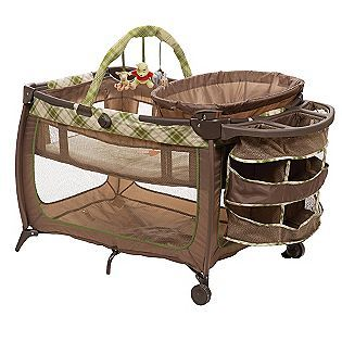 Winnie The Pooh Care Center Lx Play Yard Picnic Place