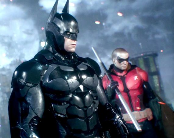 Batman Arkham Knight All Who Follow You Trailer Batman Arkham
