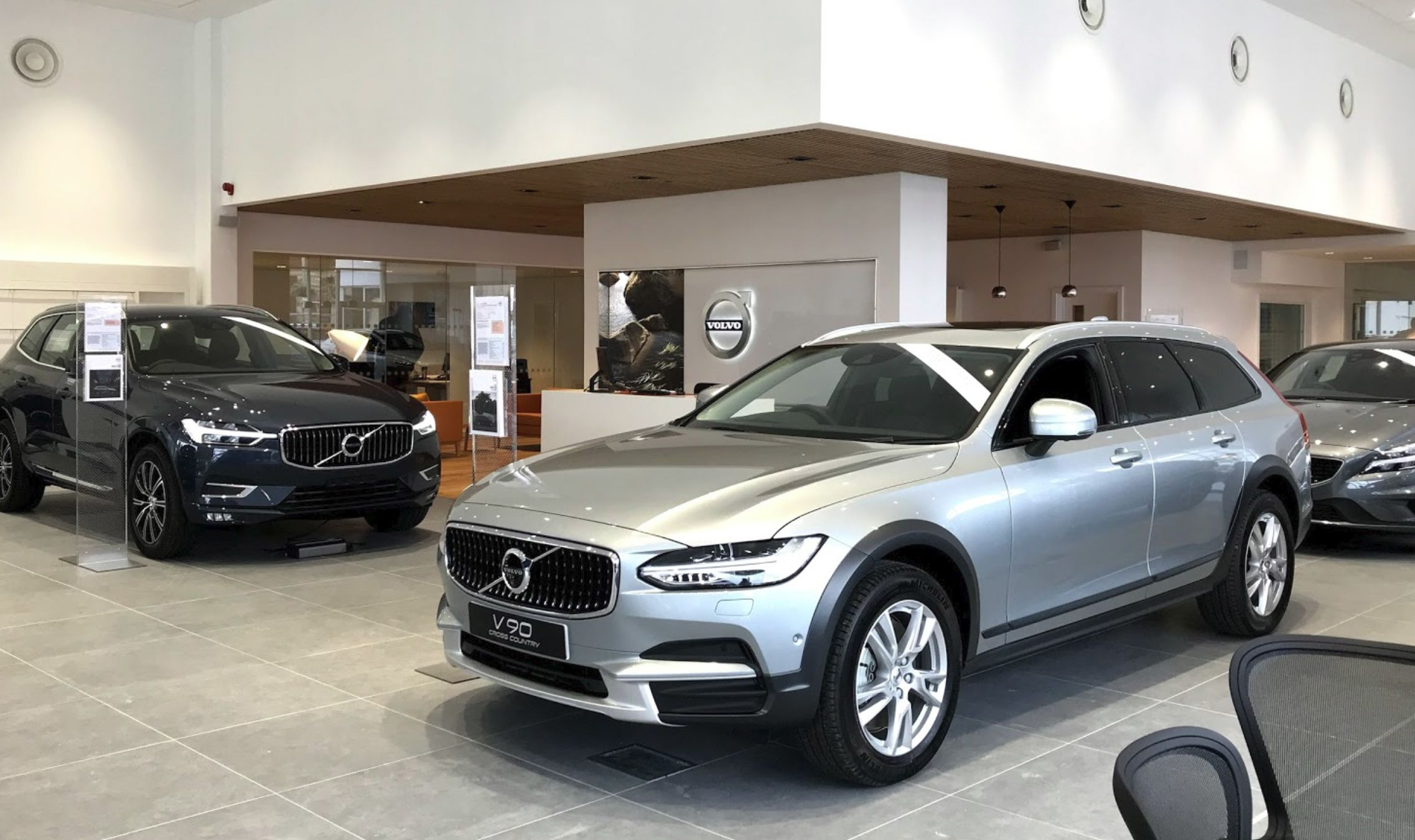 Take a 360 virtual tour of Cambridge Garage - Volvo Cars Havant by