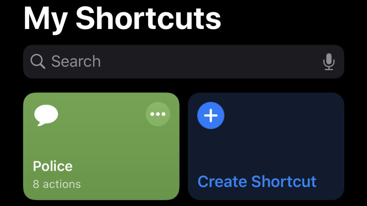 You Need This iPhone Shortcut if You're Protesting in 2020