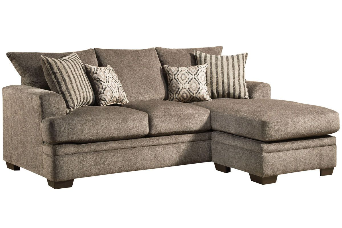 Lynwood Chenille Sectional With Moveable Chaise July 4th Picks