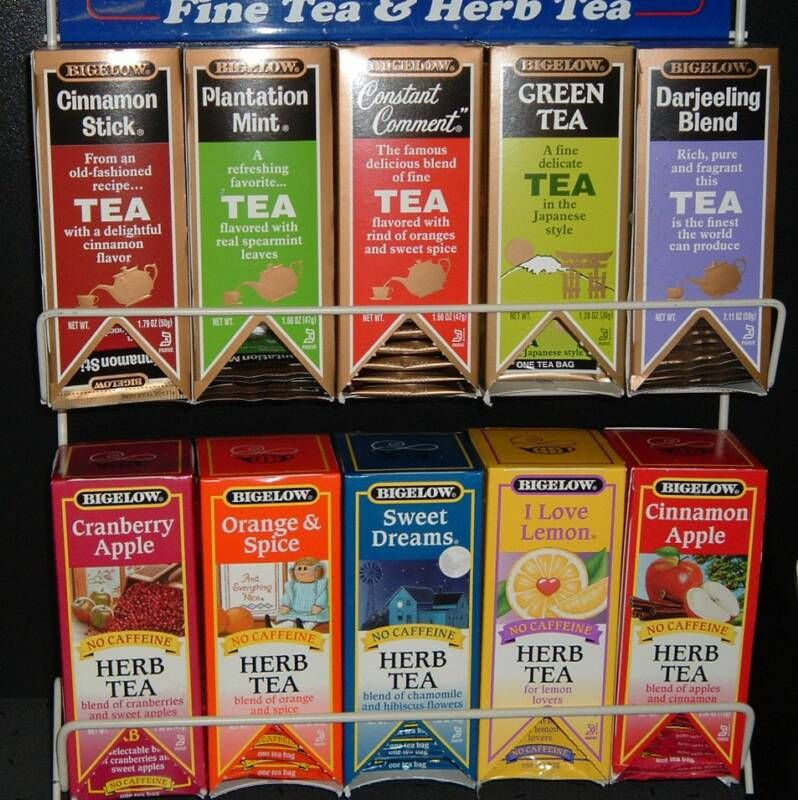 Any decaf tea is allowed on our Stage 1 clear liquid