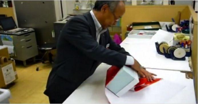 emballage cadeau japon