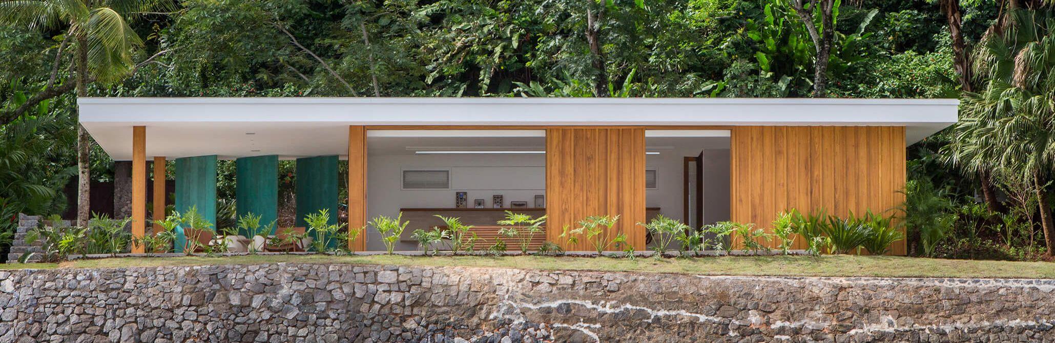 CASA COSTA ESMERALDA - Siqueira Azul | Escritório de design e arquitetura