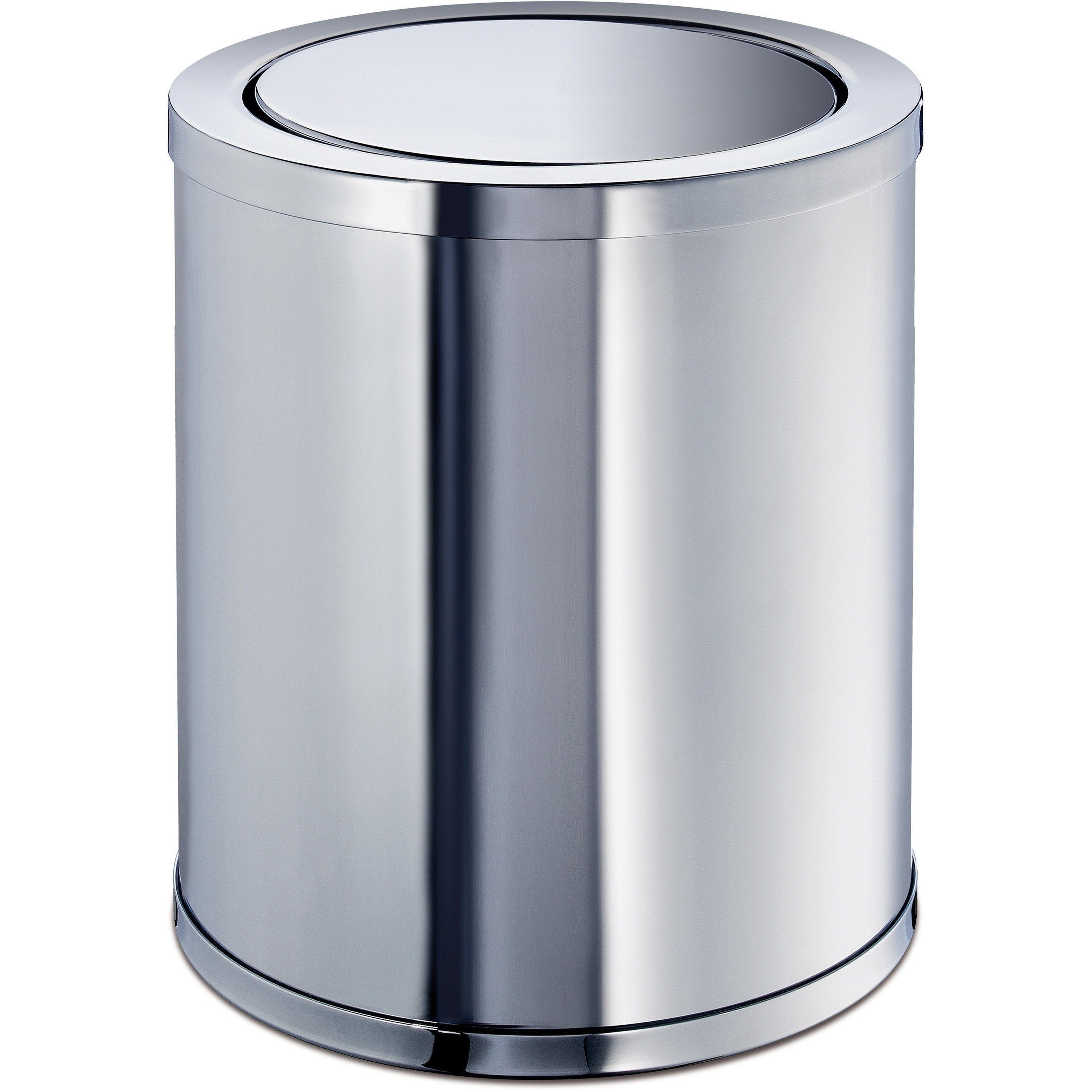 Blanco Countertop Waste Management Stainless Steel Rim And Lid