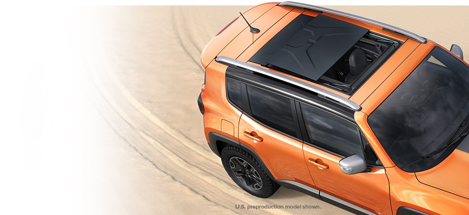 2015 jeep renegade my sky sunroof retracted jeep has more info on adrenaline capsules. Black Bedroom Furniture Sets. Home Design Ideas