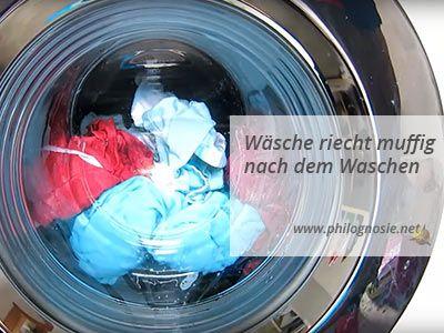 w sche stinkt riecht muffig nach dem waschen w sche stinkt haushalts tipps und haushalt