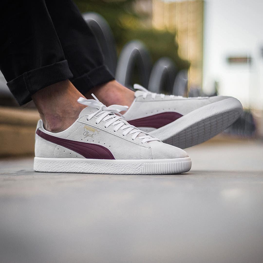 0b38d608c944 PUMA CLYDE PREMIUM CORE 9000  sneakers76 store online ( link in bio )  puma