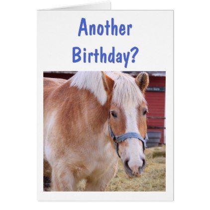 Cute Horse Birthday Horses Pinterest Horse Birthday