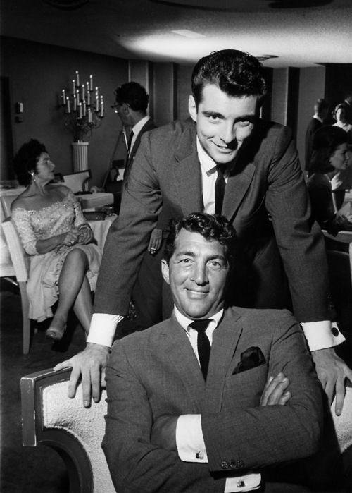dean martin with his son craig martin note craig was working producing beh all things. Black Bedroom Furniture Sets. Home Design Ideas