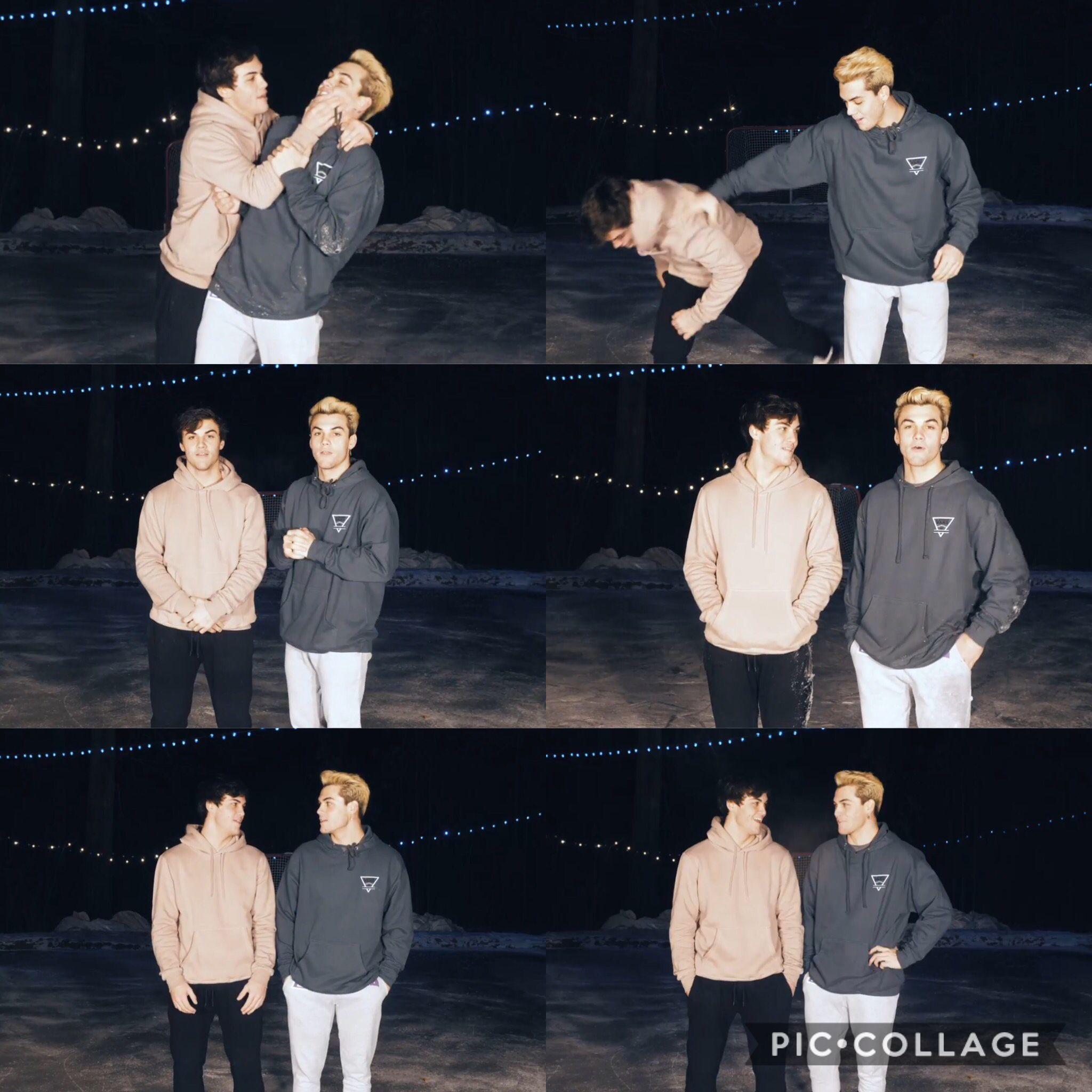 Twins act a ass