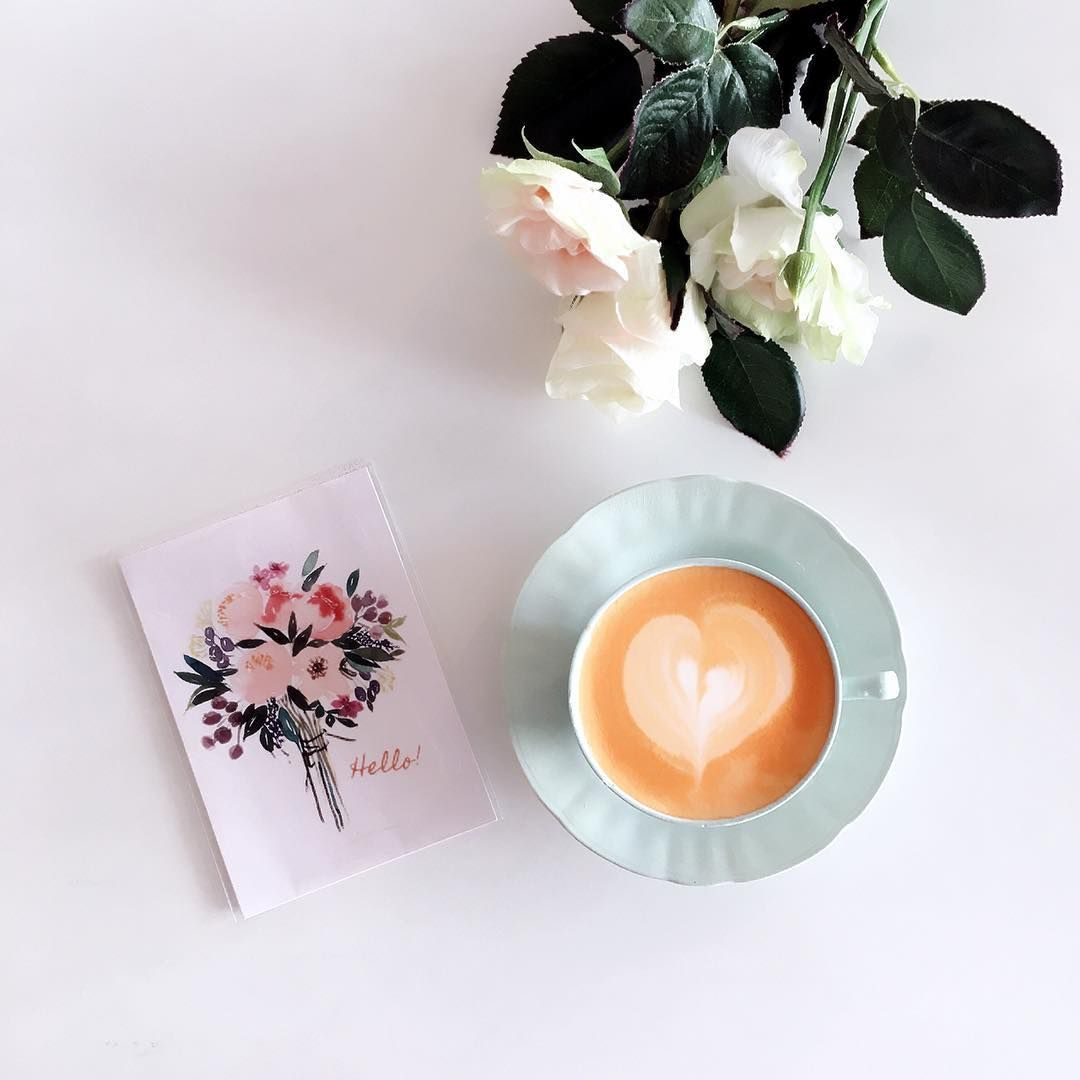#Hello  Enjoy a cup of #tea & have an amazing day ahead~