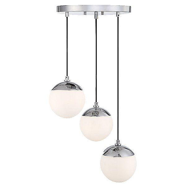 Alder Ore Conrad Multi Light Pendant M10055ch In