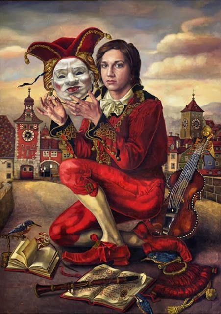 Mascarados... Victoria Francisco