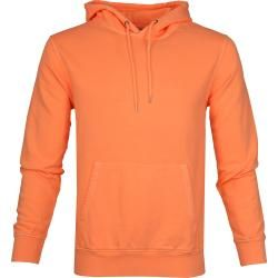 Colorful Standard Hoodie Neon Orange Colorful Standard