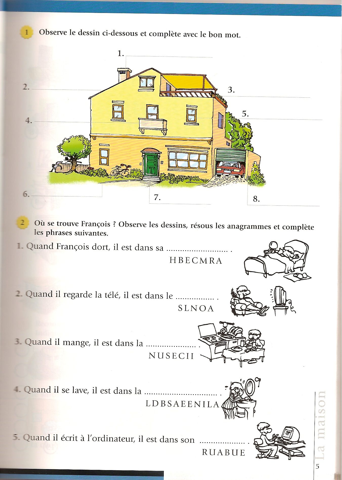 Pin By L Egan On French Vocabulary