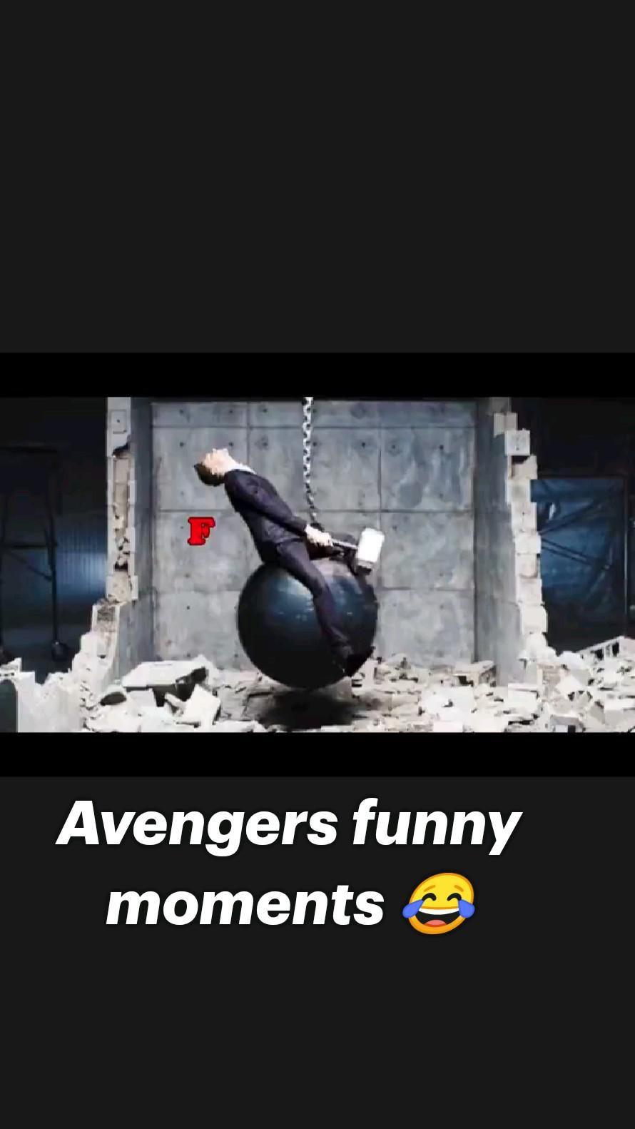 #avengers funny moments 😂#avengersedit #marvel #marveledits #funnyavengers #fyp  #marvelfunny