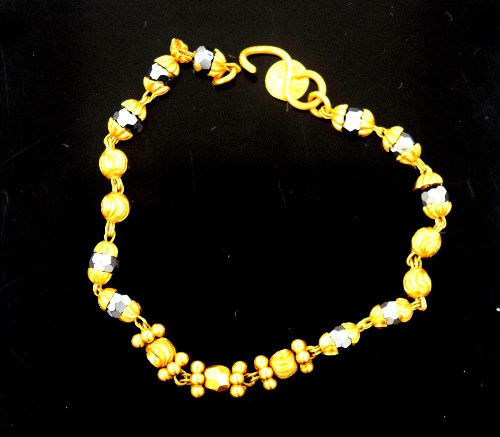 curb gourmettes gold plated children star gb chain bracelet baptism baby kid birth