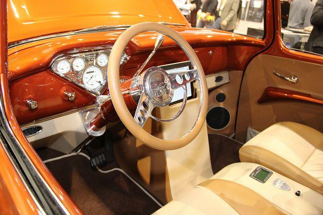 1959 Chevy Apache 2012 Ces Las Vegas Nv Chevy Custom Chevy