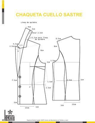 manual de patronaje de calzado pdf
