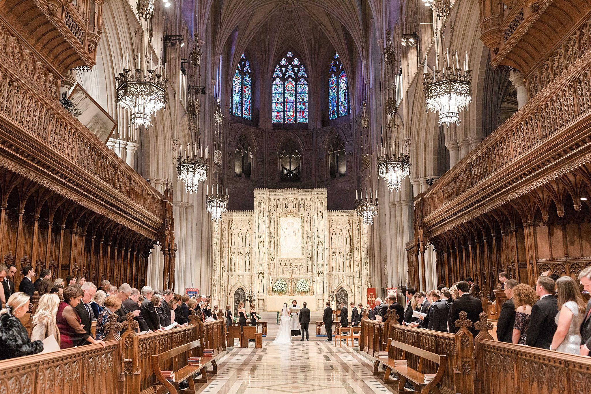 A Washington National Cathedral Amp Four Seasons Dc Wedding