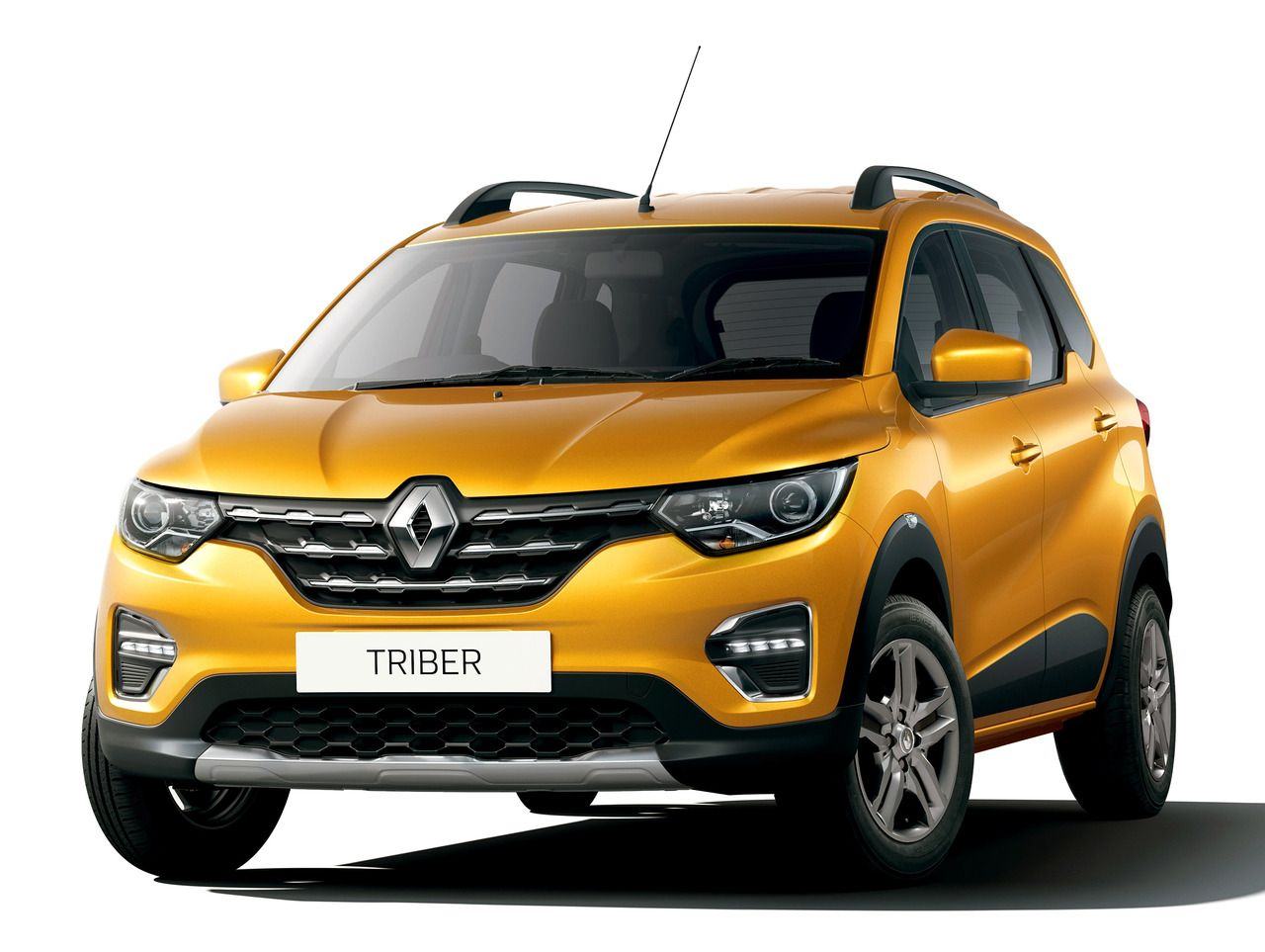 Renault Triber, 2020. A new sub 4 metre, 7seat compact