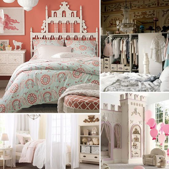 Bedroom Inspiration For Your Pretty Little Princess Www Lilsugar