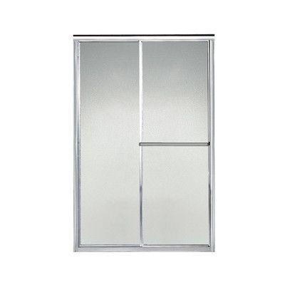 Sterling By Kohler Deluxe 70 X 46 5 Bypass Shower Door Finish