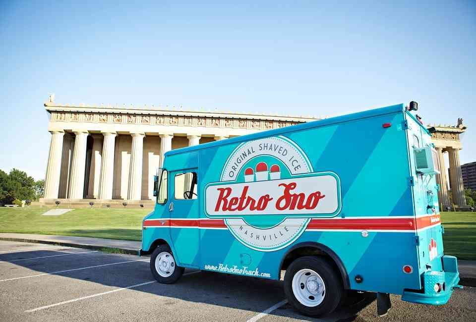 The 8 best food trucks in Nashville Food truck