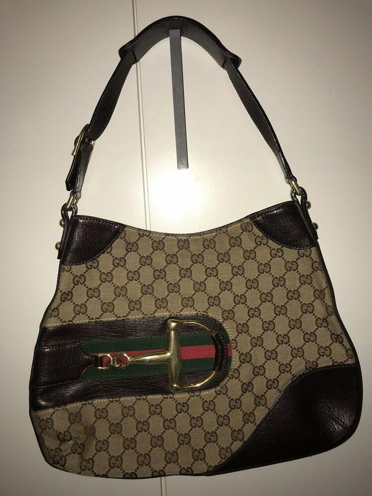 f86b6cd148e Authetic Gucci Handbag  fashion  clothing  shoes  accessories   womensbagshandbags (ebay link)