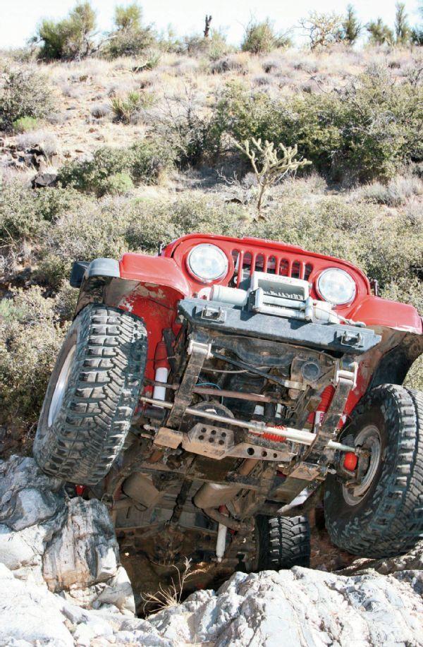 1982 Jeep Cj 7 Skyjacker Suspension Install Renegade Redo