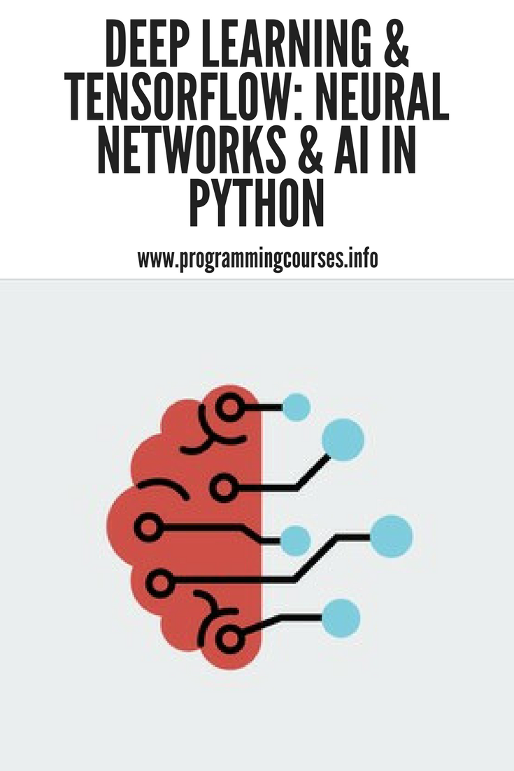 Deep Learning & Tensorflow: Neural Networks & AI In Python