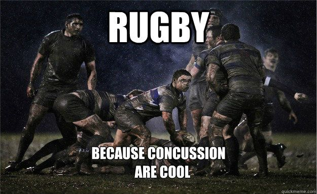 Concussion Rugby Games Rugby World Press