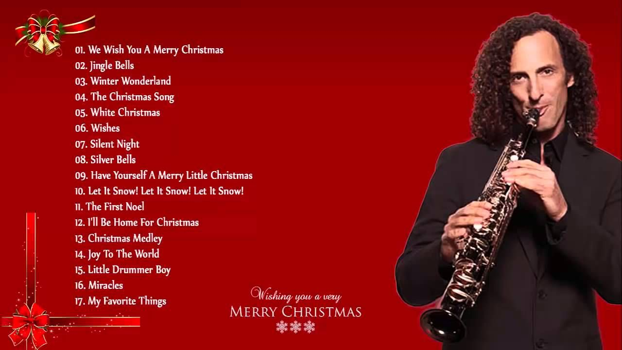 christmas songs by kenny g instrumental christmas merry christmas an - Christmas Song Instrumental