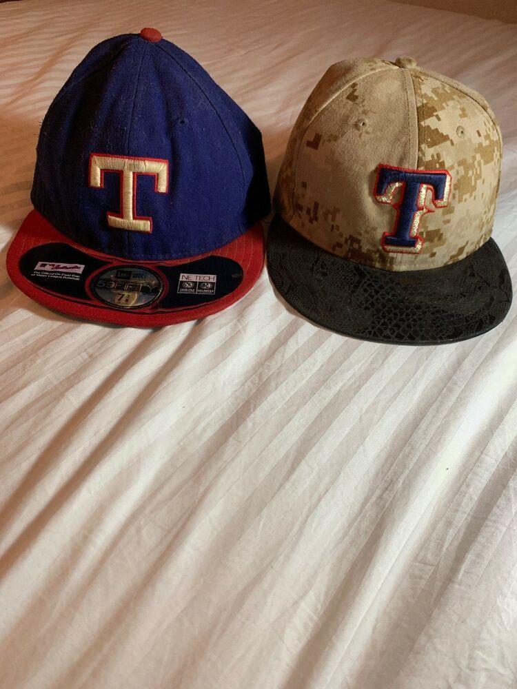 65a4b2126 Texas Ranger Hats Lightly Used FREE SHIPPING #fashion #clothing ...