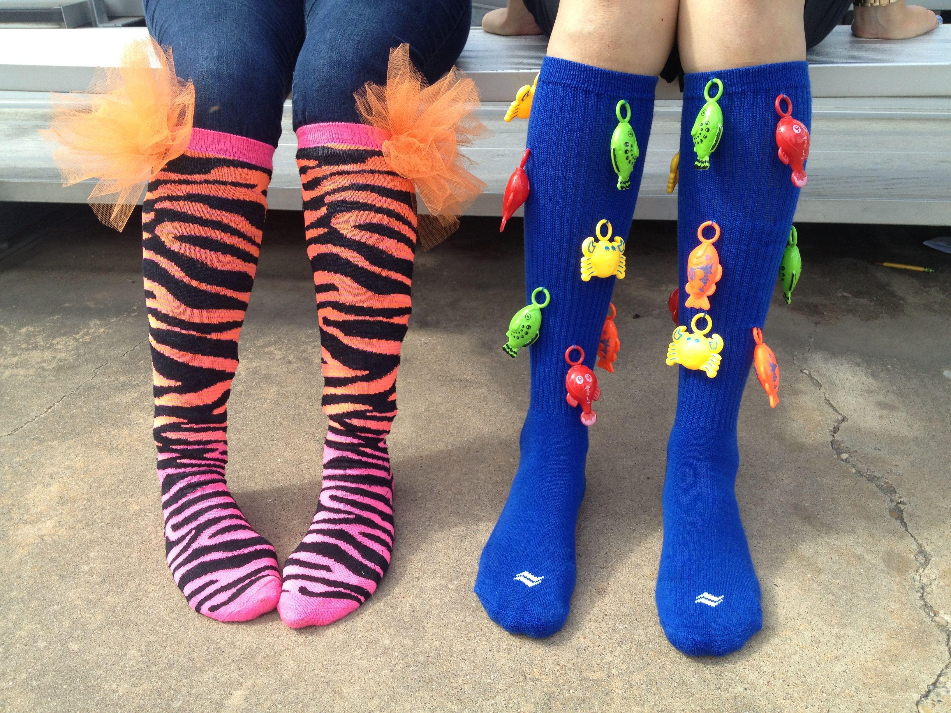 Silly Weird Socks 6