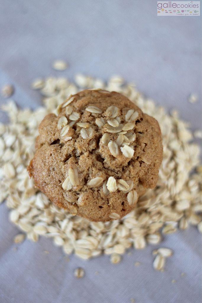 Muffin de avena