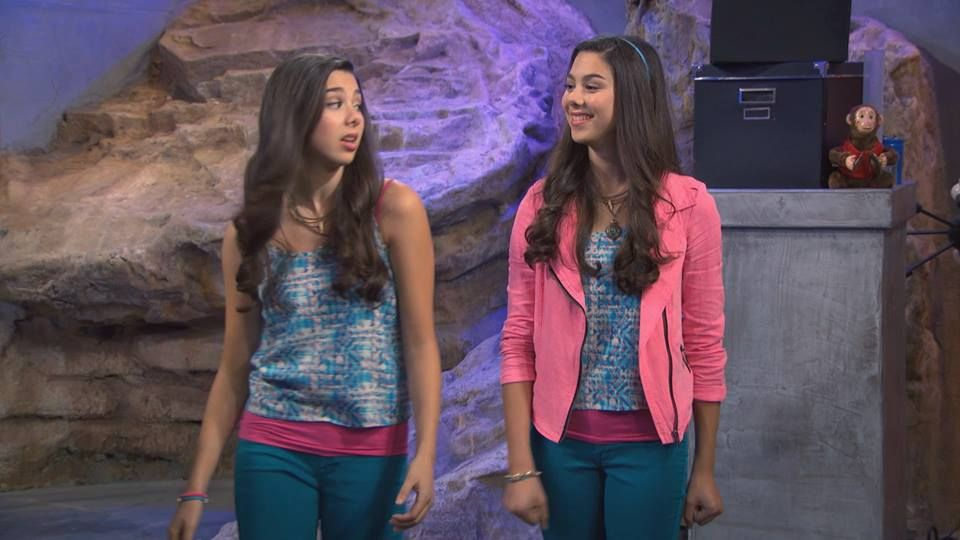 The Thundermans Phoebe Phoebe's a Clone Now |...