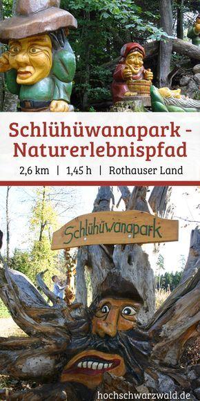 Photo of Schlühüwanapark – Naturerlebnispfad  | Hochschwarzwald Tourismus GmbH