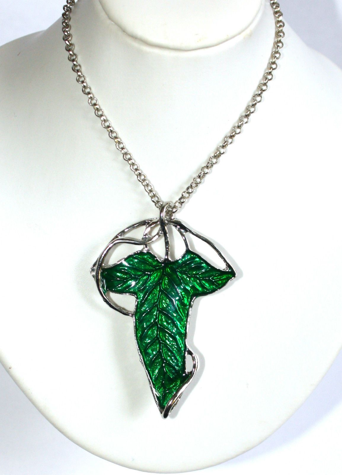 Elven leaf brooch pin necklace pendant lotr hobbit legolas aragon elven leaf brooch pin necklace pendant lotr hobbit legolas aragon lord ring aloadofball Choice Image