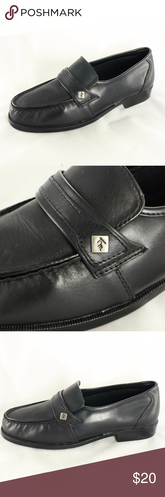 New Thom Mcan Men S Karl Black Dress Loafer 9w Black Dress Loafers Dress Loafers Loafers [ 1740 x 580 Pixel ]