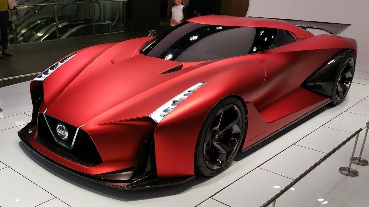 2020 Nissan Skyline Gtr Redesign Nissan gtr, Nissan gt