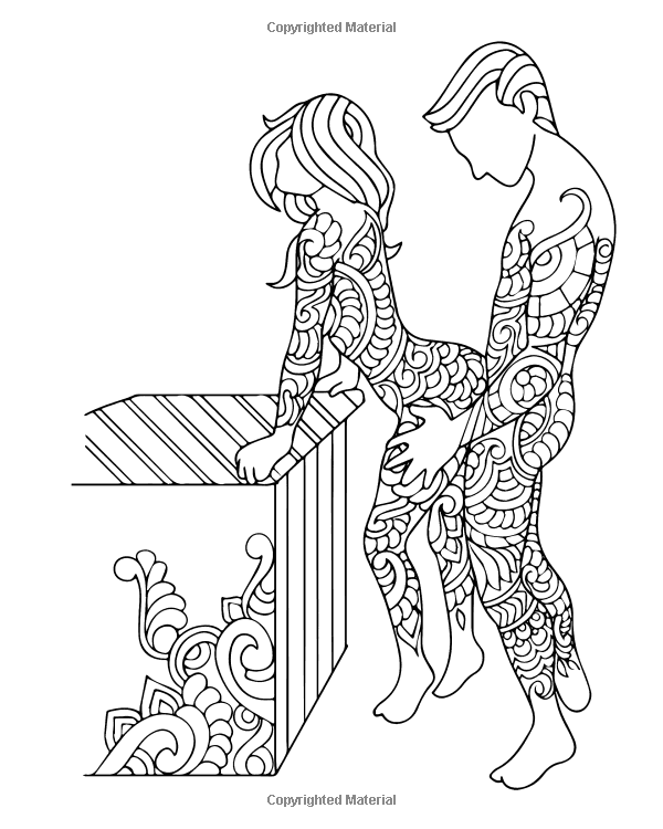 Amazon Sex Position Coloring Book A Dirty Rude Sexual And